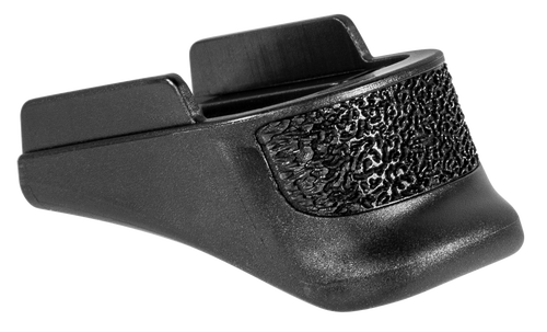 Pearce Grip Sig P365 Grip Extension, Textured Polymer Black