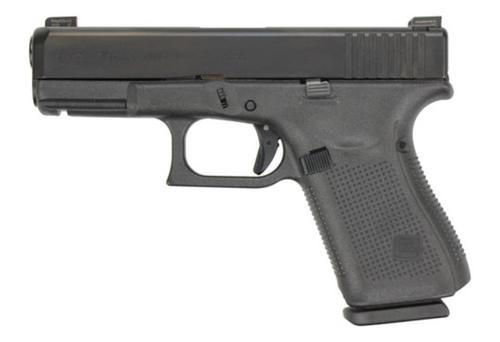 "Glock G19 Gen5, 9mm, 4.01"" Barrel, AmeriGlo Night Sights, Modular Backstrap, 15rd"