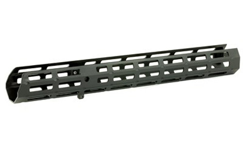 Midwest Marlin Rifle Handguard 6061 Aluminum Black Hard Coat Anodized