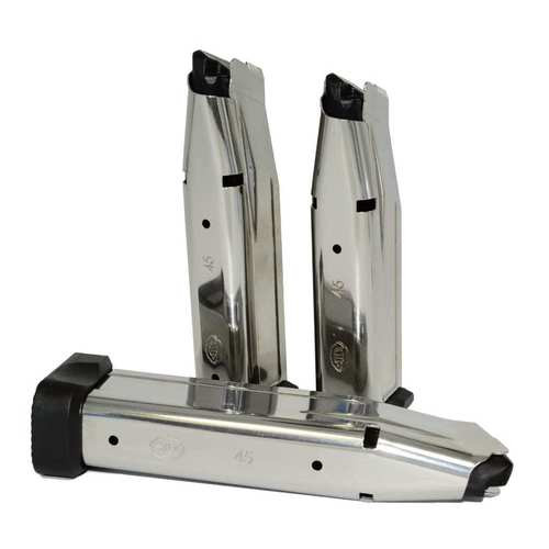 STI .45 ACP Magazine, 11rd/126mm, Stainless