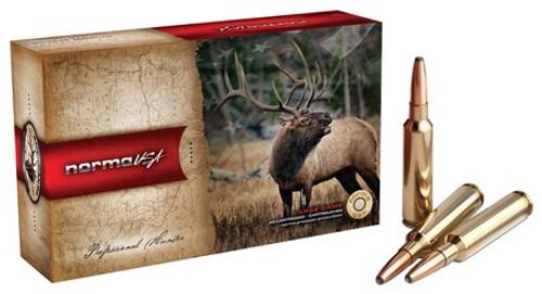 Norma American PH  257 Weatherby Magnum 100gr, Soft Point , 20rd Box