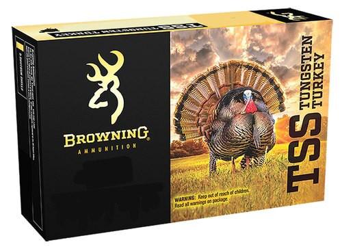 "Browning Ammo TSS Tungsten Turkey 20 Ga, 3"", 1 1/2oz, 7 Shot, 5rd Box"