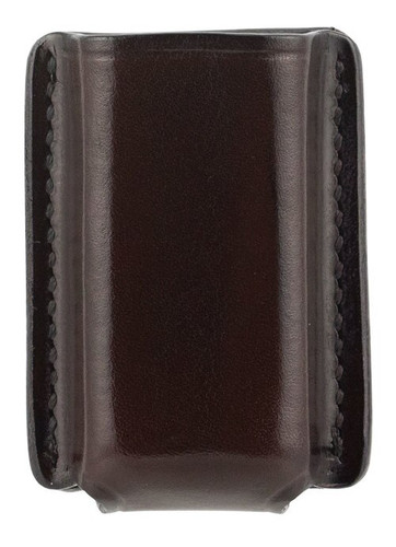 """Galco Concealable Mag Case Springfield XD-E 3.3"""", 1.75"""" Wide, Brown"""