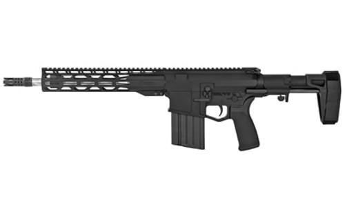 """Radical Firearms RF-10 Pistol 308 Win, 12.50"""" Barrel, M-Lok, Black, 20rd"""