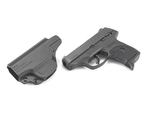 """Ruger EC9s 9mm Cytac IWB Holster Combo, 3.12"""" Barrel, Black, 7rd"""