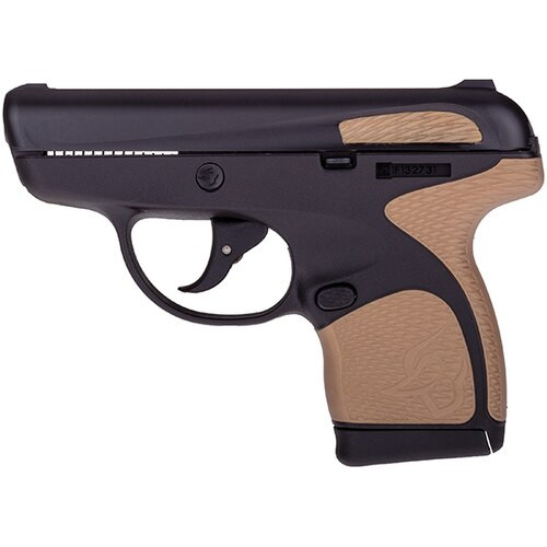 "Taurus Spectrum 380, 2.8"" Barrel, Black,Bronze Trim, 7rd"