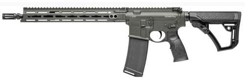 "Daniel Defense DDM4 V7 SLW *CA Compliant* 223/5.56mm, 14.5"" Barrel, Deep Woods Green Creakote, 6-Position Stock, 10rd"