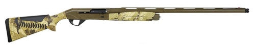 "Benelli Super Black Eagle 3 Semi-Auto 12 Ga, 28"" Barrel, 3.5"", Optifade Marsh/Patriot Brown, 3rd"