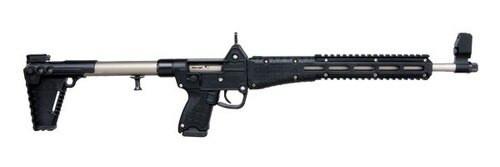 "Keltec Sub 2000 9mm, 16"" Barrel, Nickel Boron Bolt, Black, 15rd"