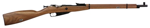 "Crickett KSA 91/30 Mini 22 LR, 20"" Barrel, Blued, Black Walnut, 1rd"