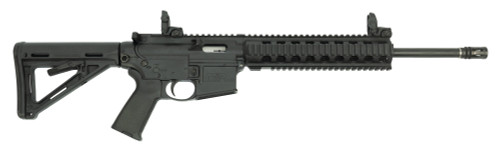 """Smith & Wesson M&P 15-22 MOE .22 LR, 16"""" Barrel, Trade-In, MBUS Sights, Black"""