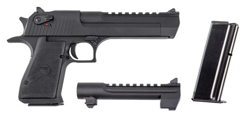 "Magnum Research Desert Eagle Mark XIX .50 AE/.429 DE, 6"" Barrel, Black, 7rd"