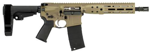 "LWRC Individual Carbine Direct Impingement .300 Blackout, 10.50"" Barrel, FDE, 30rd"