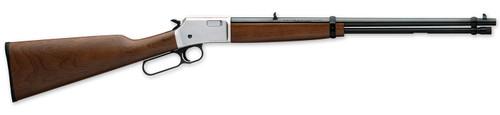 """Browning BL-22 Grade I 22 Short/Long/LR, 20"""" Barrel, Satin Black, Walnut, Satin Nickel, 15rd"""
