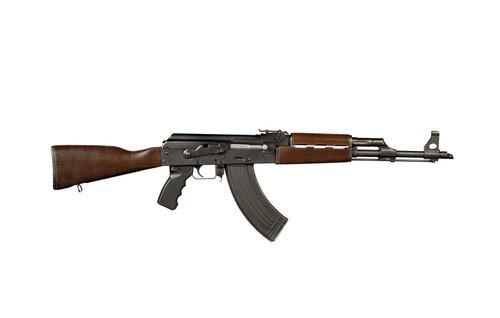 Zastava ZPAPM70 AK-47 Rifle Dark Walnut Furniture 30rd Mag