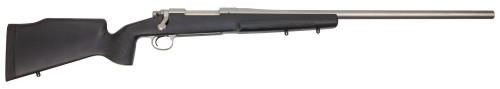 "Remington 700 Sendero Custom Shop .338 Win Mag, 26"" Barrel, Stainless/Black"