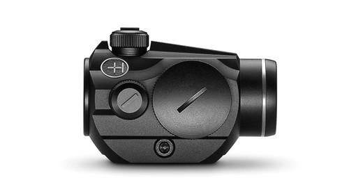 Hawke Vantage Red Dot, 1x20mm, 3 MOA, 11 Settings, Weaver Rail, Black