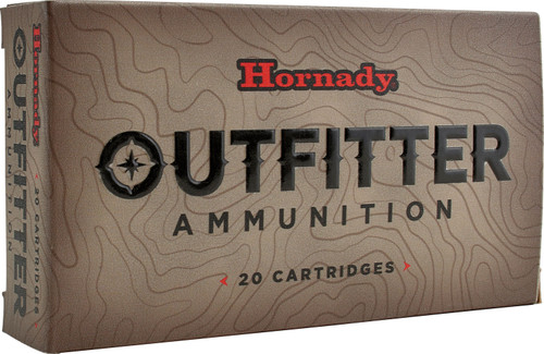 Hornady Outfitter 257 Weatherby Mag 90gr, GMX, 20rd Box