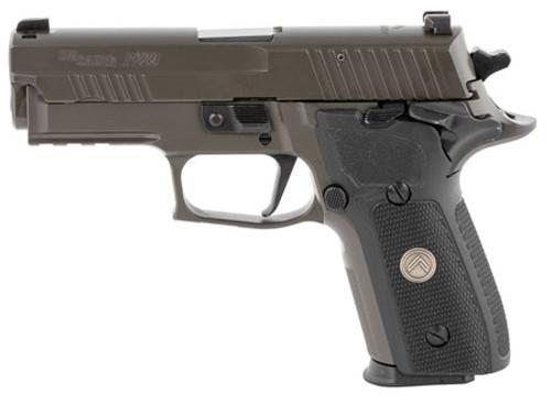 """Sig P229 Legion 9mm, SAO, 3.9"""" Barrel, X-Ray 3, Legion Gray, 10rd"""