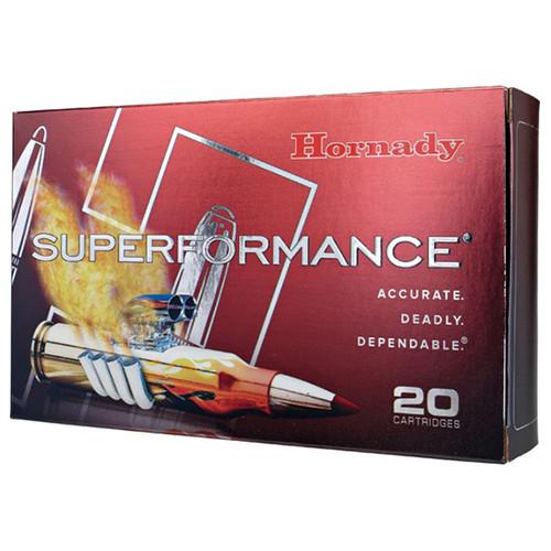 Hornady Superformance 6mm Creedmoor 90gr, GMX, 20rd Box