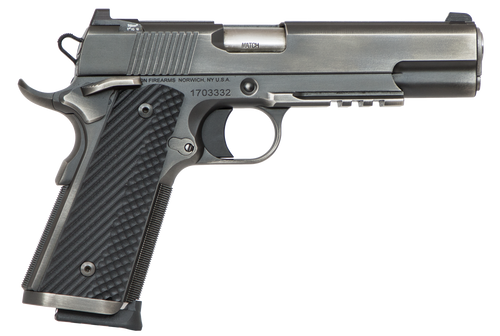 Dan Wesson Specialist 45ACP, Distressed