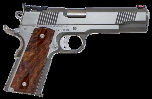 "Dan Wesson Pointman Nine 9mm, 5"", Cocobolo Grips, 9rd"