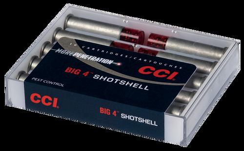 CCI Big 4 Shotshell 9mm 45gr, Shotshell #4 Shot, 10rd Box