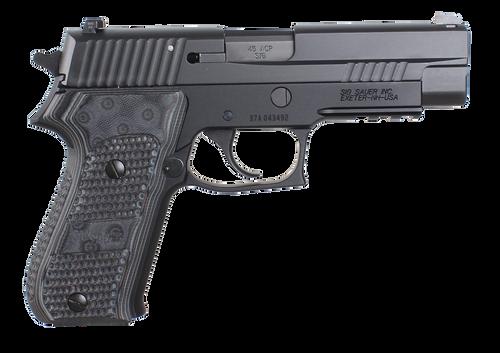 "Sig P220 Extreme 45 ACP 4.4"" Barrel Custom G-10 Grips, Night Sights, 8 Rd Mag"