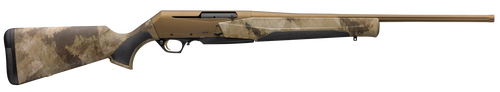 "Browning BAR MK3 Hells Canyon Speed Semi-Auto 300 WSM 23"" Barrel, Synthetic A-TACS AU Stock Burnt Bronze Cerakote, 3rd"