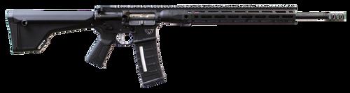 "LWRC LWRCI Di *CA Compliant* AR-15 224 Valkyrie 20.1"", Black Adjustable Magpul MOE Synthetic Stock Black Anodized Steel Receiver, 10rd"