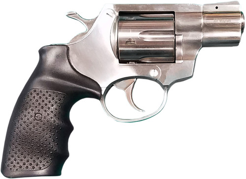 "Rock Island AL3.1, Revolver, DA/SA, Medium Frame, 357 Mag Magnum, 2"" Barrel, Steel Frame, Stainless Finish, Rubber Grips, Fixed Sights, 6Rd"
