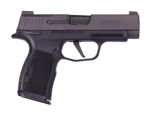 Sig P365 XL, 9mm, 3.7in Bbl, 2x10Rnd Mags, Night Sights, Black