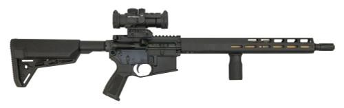 """Sig M400 Tread Used .223/5.56, 16"""" Barrel, Vortex Spitfire, Extra Stock, Black, 30rd"""