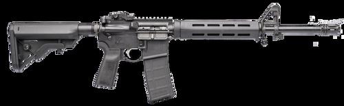 "Springfield SAINT AR-15, 223/556 16"" Barrel, B5 M-LOKHandguard, Front and Flip Up Rear Sights, 30Rd Mag"