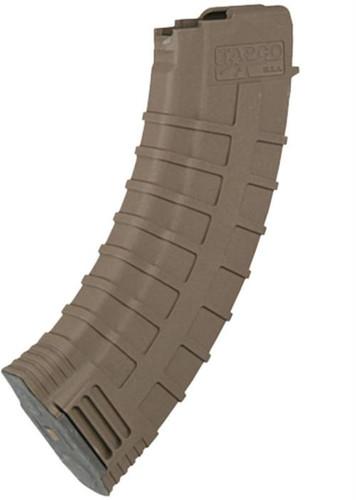 Tapco AK-47 7.62X39 20 rd Composite Dark Earth Finish