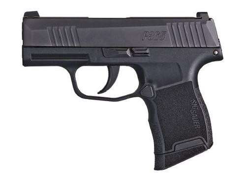Sig P365 9mm Nitron Black 10 Round Night Sights Used
