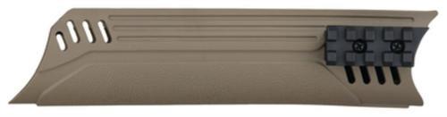 Advanced Technology Tactical Shotgun Forend For12 Ga Mossberg 500/535/590/835, Remington 870, Winchester 1200/1300 & SXP Desert Tan