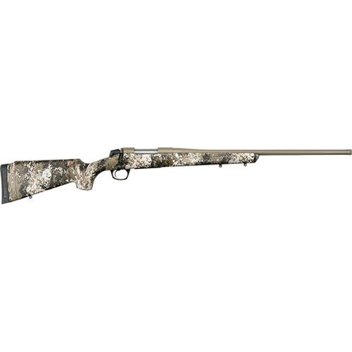 "CVA Cascade 7mm Remington Mag, 24"" Barrel, Veil Wideland SoftTouch, Flat Dark Earth, Cerakote, 3rd"