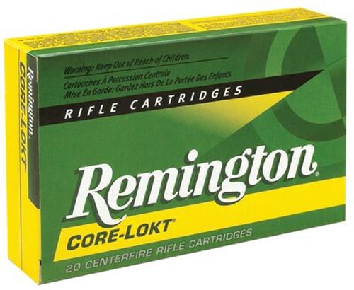 Remington Core-Lokt 257 Roberts Soft Point 117gr, 20rd Box