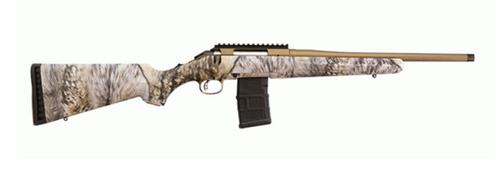 "Ruger American Rifle Yote Series .223 Rem, 16"" Barrel, Burnt Bronze, 20rd"