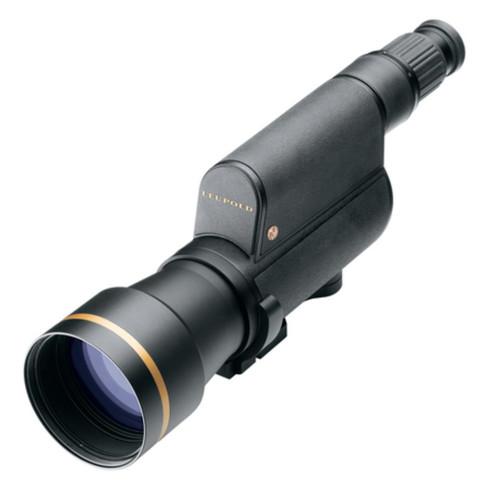 Leupold Golden Ring HD Spotting Scope Kit 20-60x80mm Boone & Crockett Edition Black With Tripod Custom Hard Side Case