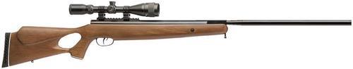 Benjamin Trail NP XL 1100 Air Rifle .22, 3-9x40mm Scope, Hardwood Stock