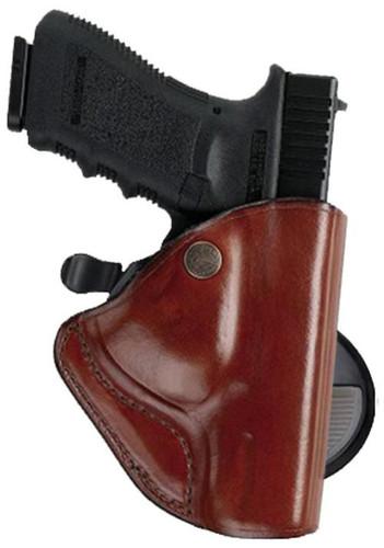 Bianchi 83 Paddle Lok Glock 17/22 Leather Tan