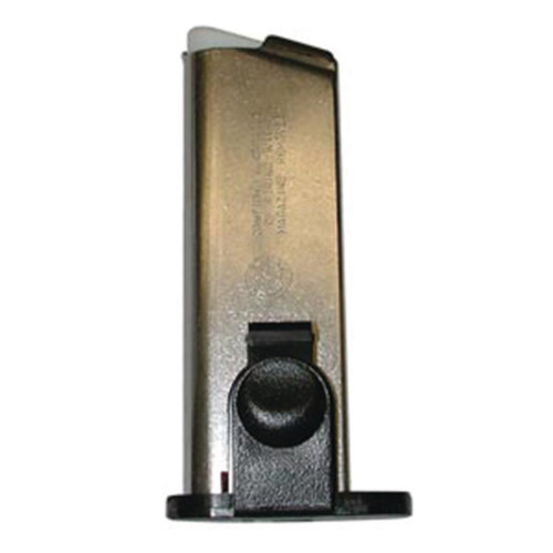 Smith & Wesson 0000 Magazine 380ACP SigMaser Blued 6rd