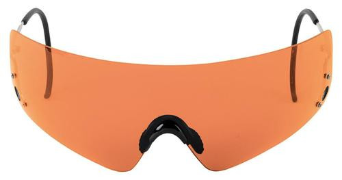 Beretta Dedicated Metal Frame Shooting Glasses Orange Lenses