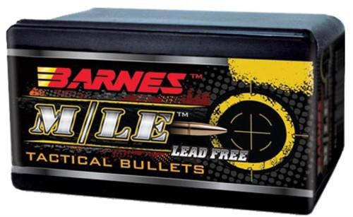 Barnes Bullets 51075 Tactical Secant 50 BMG .510 750gr, TAC-LR BT 20 Box