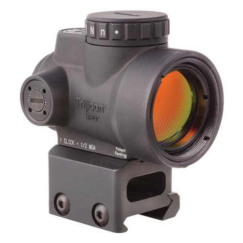 Trijicon MRO 1x25 2.0 MOA Red Dot Full Co-Witness Mount#2