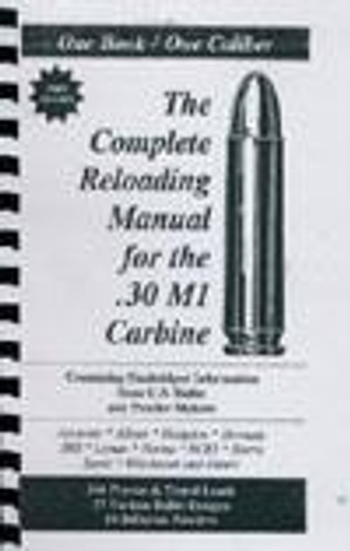 Loadbook 30 M1 Carbine