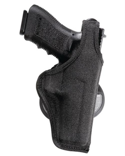 Bianchi 7500 Paddle Holster 12 Black Accumold Trilaminate
