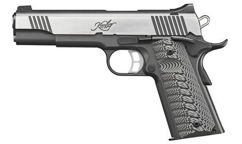 "Kimber Eclipse Custom, 45 ACP, 5"",, , Stainless Steel,  8 rd"